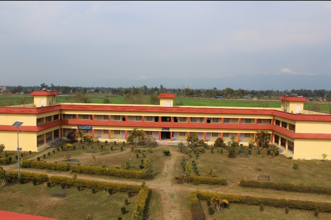 Campus Profile Image From Administration of Dashboard